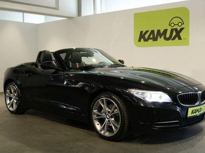 gebraucht BMW Z4 sDrive 20i AC Schnitzer Chip Sport-Aut 8G+Xenon+Leder+Eisenmann