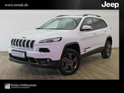 gebraucht Jeep Cherokee 2,2 Limited 4WD Active Drive I