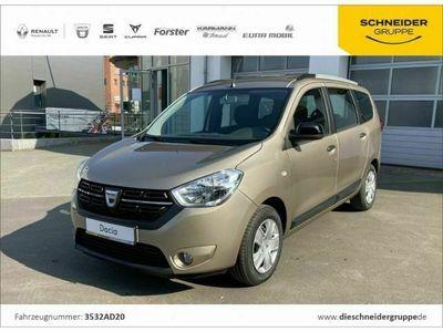 gebraucht Dacia Lodgy Comfort TCe 100 GPF 5-Jahre
