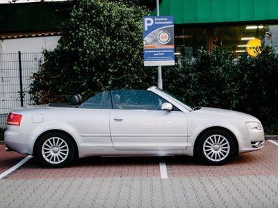 gebraucht Audi A4 Cabriolet 1.8 T SHZ Scheckheft ZR