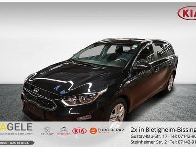 gebraucht Kia cee'd Sportswagon1.4 TGDI Vision Navi/Klima/|PDC
