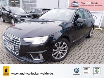gebraucht Audi A4 Avant 35 TFSI S line S tronic *NAVI*GRA*SHZ*