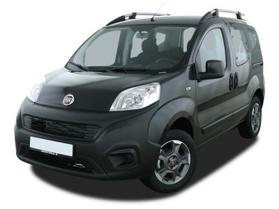 gebraucht Fiat Qubo 1.4 Benzin