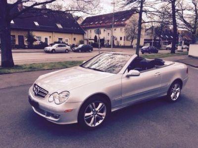 gebraucht Mercedes CLK350 Cabrio 7G