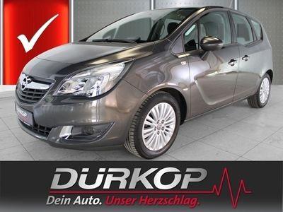 gebraucht Opel Meriva B Active 1.4 Turbo Klimaautomatik/Tempomat/Radio CDR600