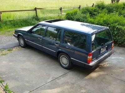 gebraucht Volvo 960 Baujahr 1991 Rentnerfahrzeug