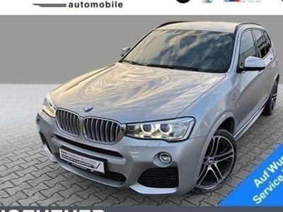 käytetty BMW X3 xDrive35d M Sportpaket Head-Up HiFi Xenon