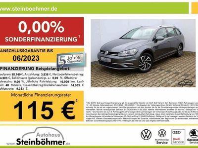 gebraucht VW Golf Variant JOIN 1.4TSI Navi Sitzhzg 5J Garantie