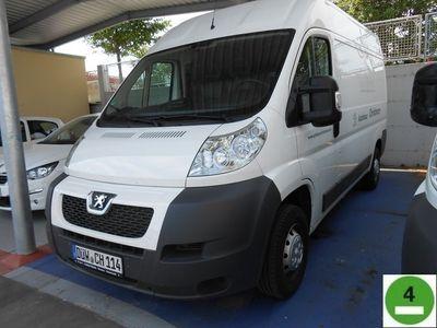gebraucht Peugeot Boxer 335 L2 H2 HDI FAP 131 PS Einparkhilfe