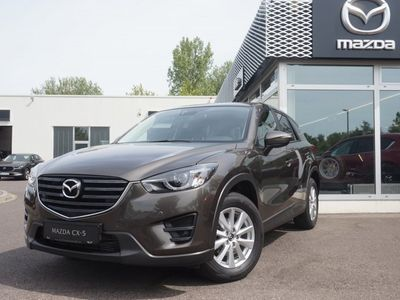 gebraucht Mazda CX-5 2.2 SKY-D EU6 Exclusive-Line NAVI/Voll-LED/2x PDC
