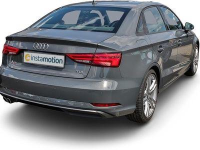 gebraucht Audi A3 A3Lim 2.0 TDI S Line PanoNaviLEDLeder
