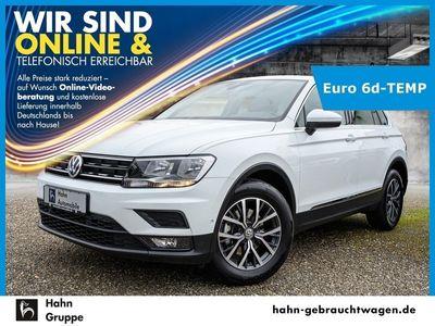 gebraucht VW Tiguan Comfortline 1.5TSI EU6 Comf DSG Klima Radio PDC MFA