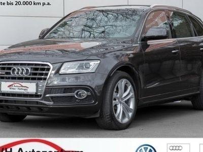 gebraucht Audi SQ5 3.0 TDI quattro NaviPlus Leder Xenon