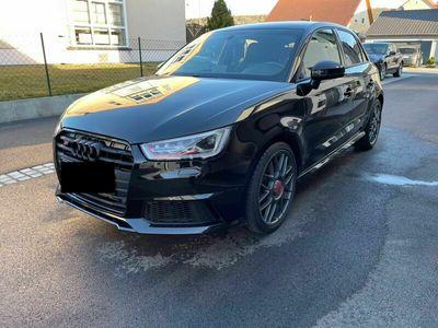 gebraucht Audi S1 Sportback als Kleinwagen in Schwandorf