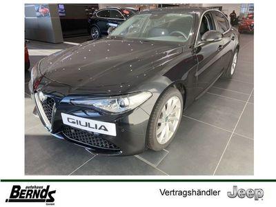 gebraucht Alfa Romeo Giulia 2.0 Turbo 16V AT8 Super NAVI SITZHEIZUNG