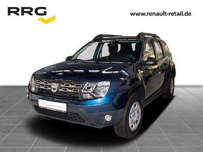 gebraucht Dacia Duster 1.2 TCe 125 4x2 LAUREATE Klima, Anhängerk