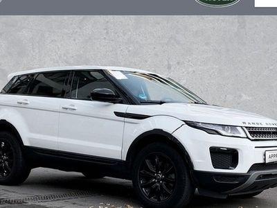 gebraucht Land Rover Range Rover evoque TD4 Aut. Pure*Blackpack*