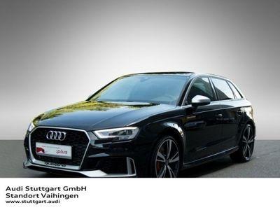 gebraucht Audi RS3 Sportback Quattro S-Sitze Carbon B&O Navi