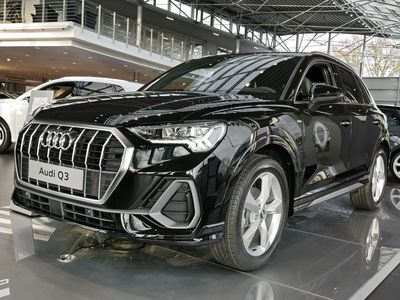 gebraucht Audi Q3 35 TDI S-tronic S-line Navi Pano LED VirtualCP