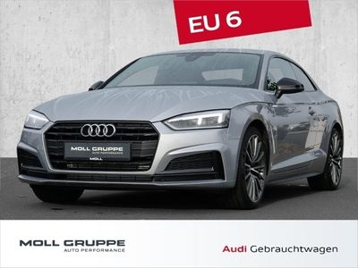 gebraucht Audi A5 Coupe 2.0 TFSI S tronic S line Sport Black Edition