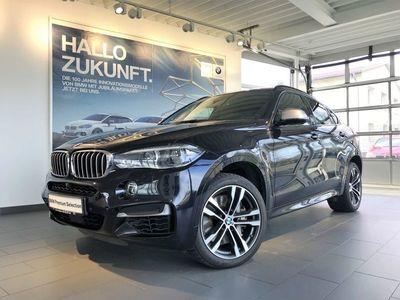 gebraucht BMW X6 M50 d ACC+KOM+SOFT+BELÜF+B&O+NIGHT+DAB+HUD+AHK