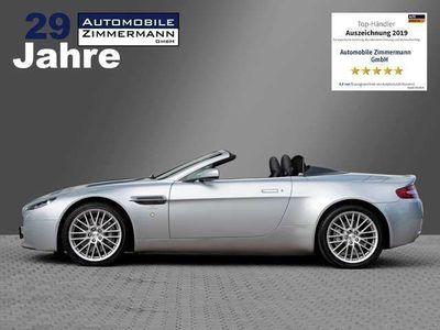 gebraucht Aston Martin V8 4.7 Vantage Roadster Sportshift *499.- monatl