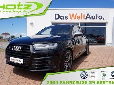 gebraucht Audi SQ7 4.0 TDI Quattro Tiptronic Matrix-LED Scheinw
