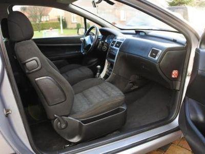 "gebraucht Peugeot 307 ""Filou"" 1.6 16V D4 Abgasnorm Autom.Licht Klima"