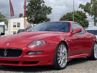 gebraucht Maserati GranSport Rosso Mondiale Lady