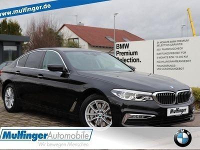 "gebraucht BMW 530 e iPerfrom.KomfSitz Leder HUD DrivAss.Park18"""