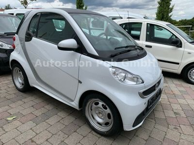 gebraucht Smart ForTwo Electric Drive forTwo 1.Hand, Navi 17 Zoll