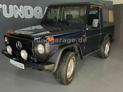 gebraucht Mercedes G280 als SUV/Geländewagen/Pickup in Oderwitz