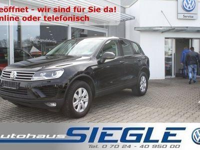 gebraucht VW Touareg 3.0 TDI 4Motion*Xenon*AHK*Standheizung*Kamera