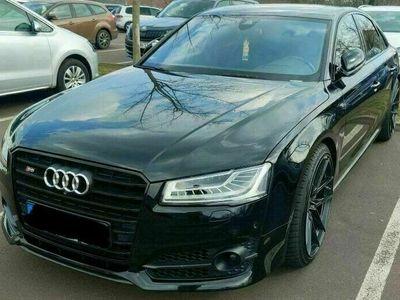 gebraucht Audi S8 plus Garantie, Scheckheft gepfleg...