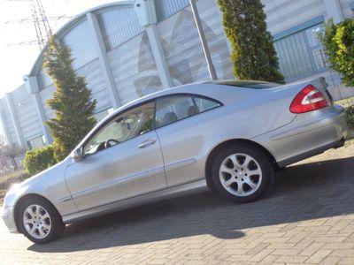 gebraucht Mercedes CLK200 Coupe Kompressor Elegance KLIMAAUTOMATIK