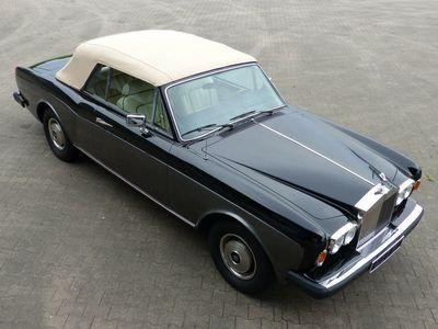 gebraucht Rolls Royce Corniche Cabriolet