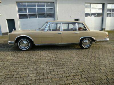 gebraucht Mercedes 600 W100 deutsches Fahrzeug
