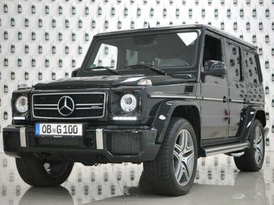 gebraucht Mercedes G63 AMG G -Modell StationAMG V8 Biturbo | 1.Hand