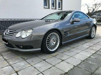 gebraucht Mercedes SL55 AMG AMG 500 PS *VOLLAUSSTATTUNG*