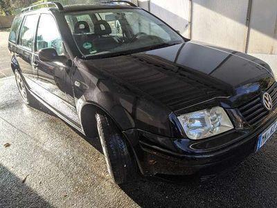 gebraucht VW Bora Variant 1.6 Trendline mit navigation klima