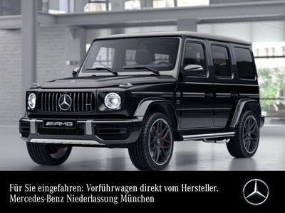 gebraucht Mercedes G63 AMG AMG designo Perf-Abgas Fondent WideScreen SHD