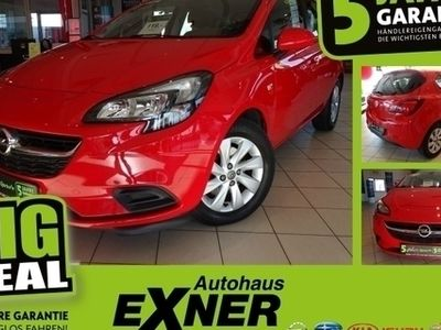 gebraucht Opel Corsa E 1,0 EDITION ecoFlex 5-türig Intelli Link