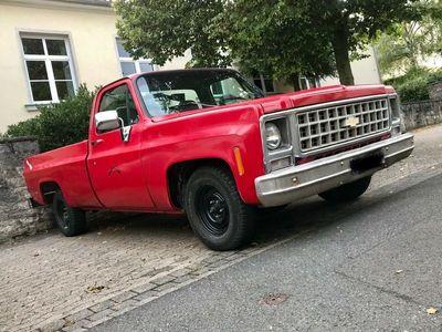 gebraucht Chevrolet C10 als SUV/Geländewagen/Pickup in Rottendorf