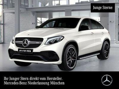 gebraucht Mercedes GLE63 AMG S 4MATIC Coupé Sportpaket Bluetooth Navi