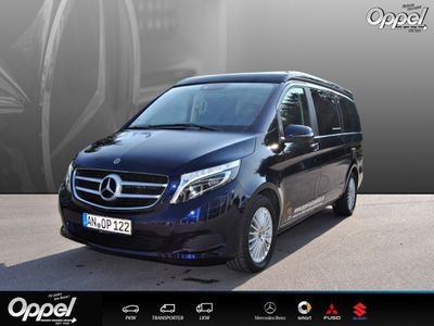 gebraucht Mercedes V250 Marco Polo +AHK+NAVI+KLIMA+RÜCKF.-KAMERA+
