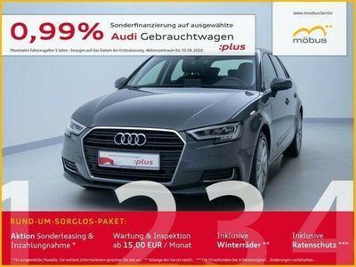 gebraucht Audi A3 Sportback 1.0 TFSI design 6-GA*NAV*PDC*LED
