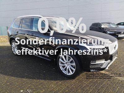 gebraucht Volvo XC90 D5 DPF AWD Inscription KeylessGo/Sitzhzg.