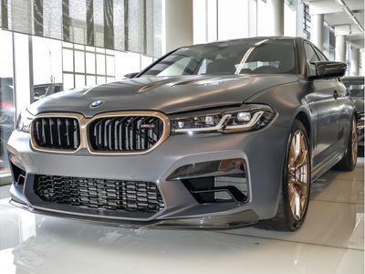 gebraucht BMW M5 CS xDrive