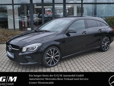 gebraucht Mercedes CLA250 Shooting Brake Urban/Comand/ILS/Standheizung/PanoDac Autom.