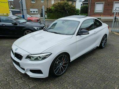 gebraucht BMW M240 Baureihe 2 Coupei Perfpmance Ssd